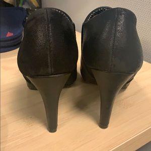 dexflex comfort Shoes - Size 7 black ankle booties